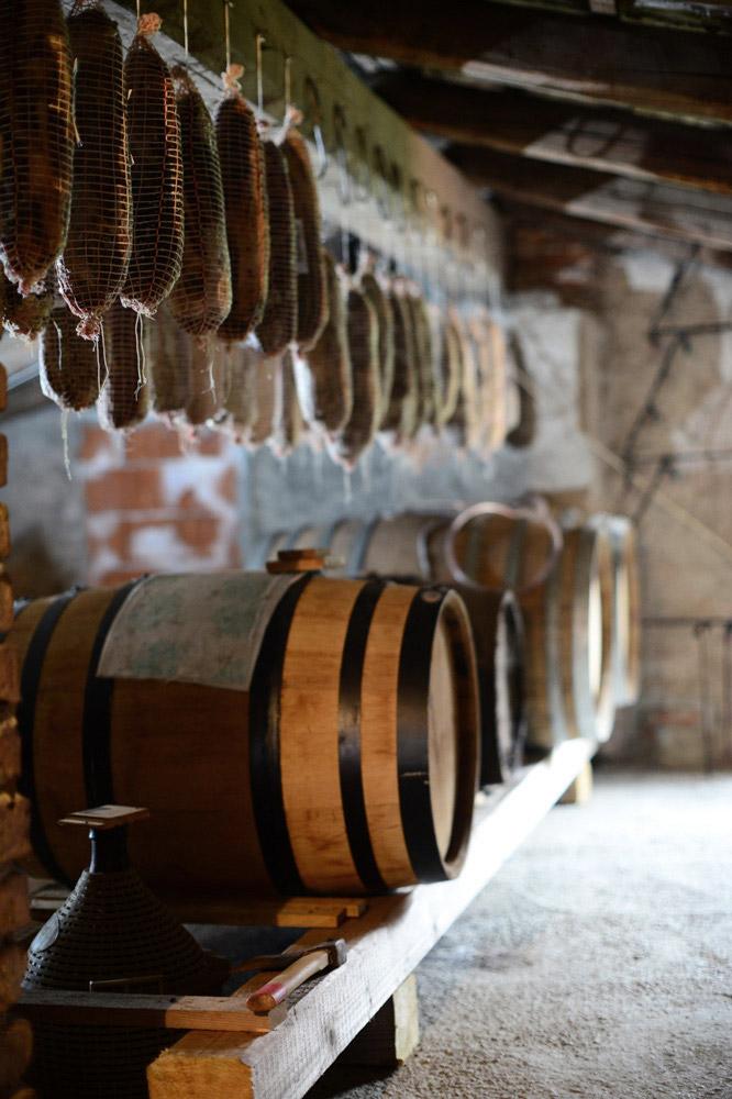 Vinski sodi in meso