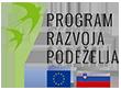 Program Razvoja Podeželja logo